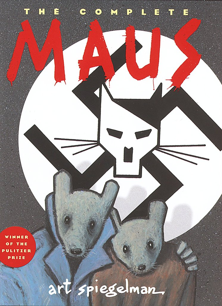 Maus Graphic Novel